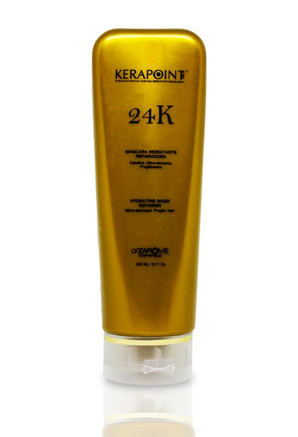 Crema reparadora 24K Kerapoint
